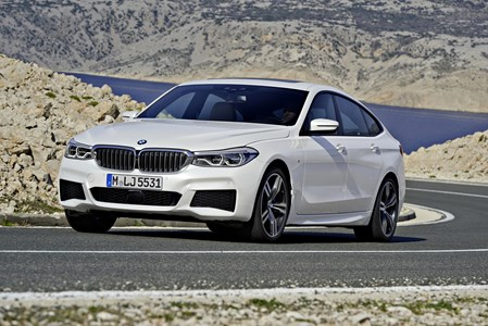 BMW 6-Series Gran Turismo Review (2019)   Parkers