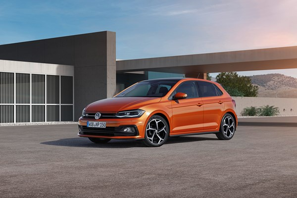 New VW Polo world premiere