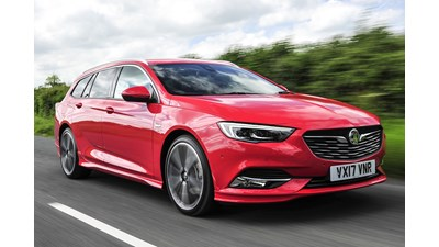 Vauxhall Insignia Sports Tourer Design 1.5 (165PS) Turbo 5d