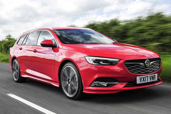 Vauxhall Insignia Sports Tourer (2017 onwards) Used Prices