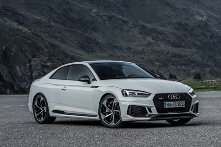 early drive: 2017 audi rs 5 coupe   parkers