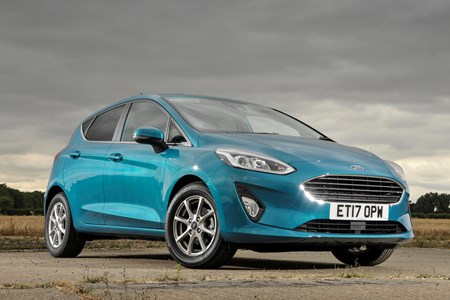 Ford Fiesta Review Summary Parkers