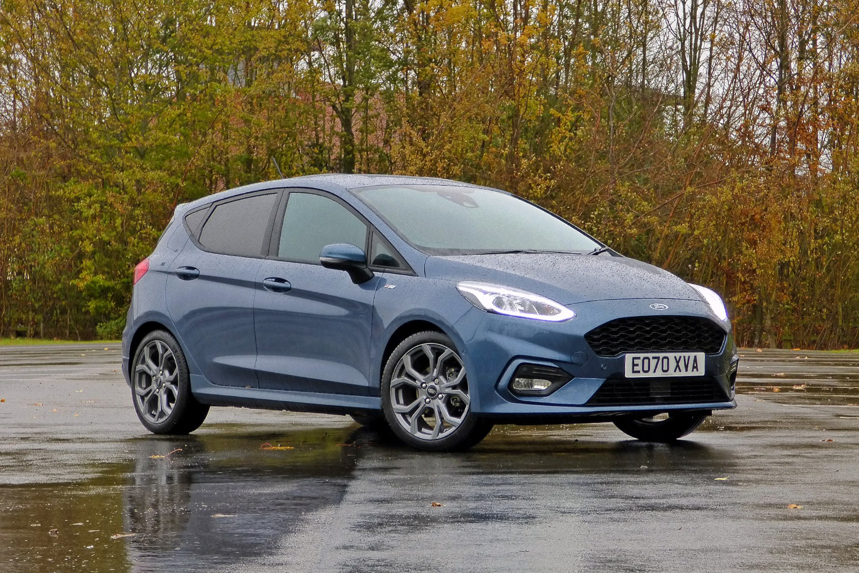 The bestselling cars in the UK