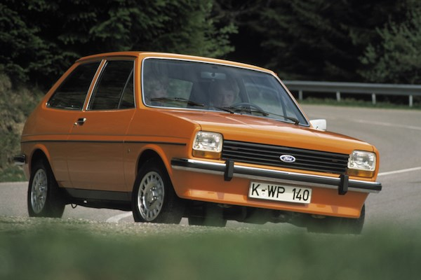 History Of The Ford Fiesta 1976 2017 Parkers