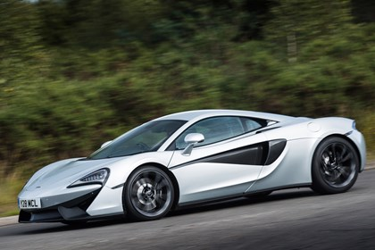 Mclaren 540c Coupe 2017 Onwards Used Prices