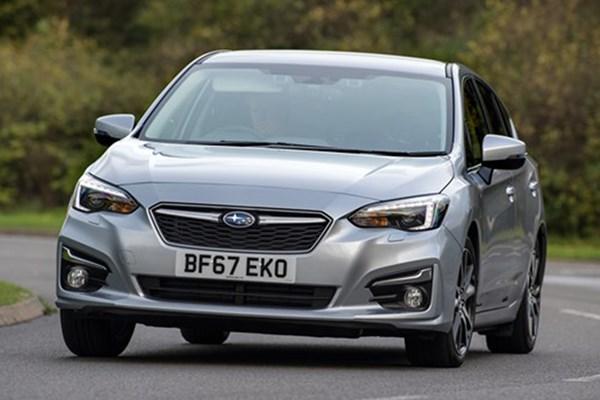 Subaru Impreza Hatchback (17 on) - rated 3.4 out of 5