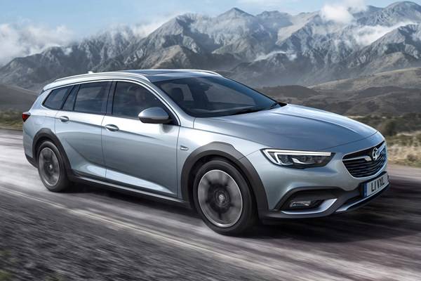 Vauxhall Insignia Country Tourer (2017 onwards) Used Prices