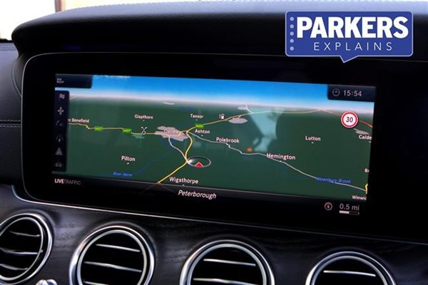 What is sat-nav? | Parkers