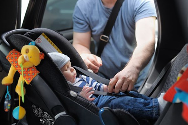 Car seat laws - do you know the latest rules?