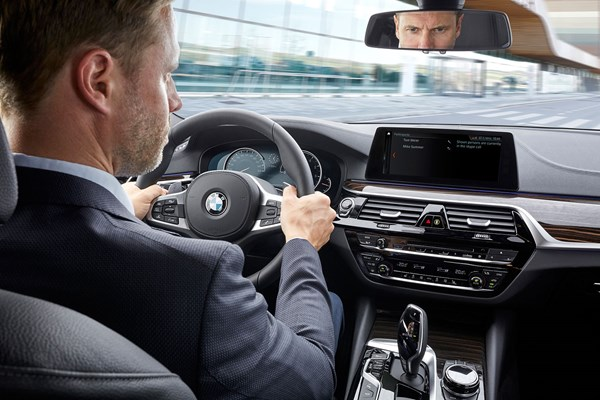 BMW Connected: how it works