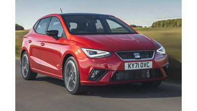 SEAT Ibiza Hatchback FR Sport 1.0 TSI 115PS DSG auto (07/2018 on) 5d