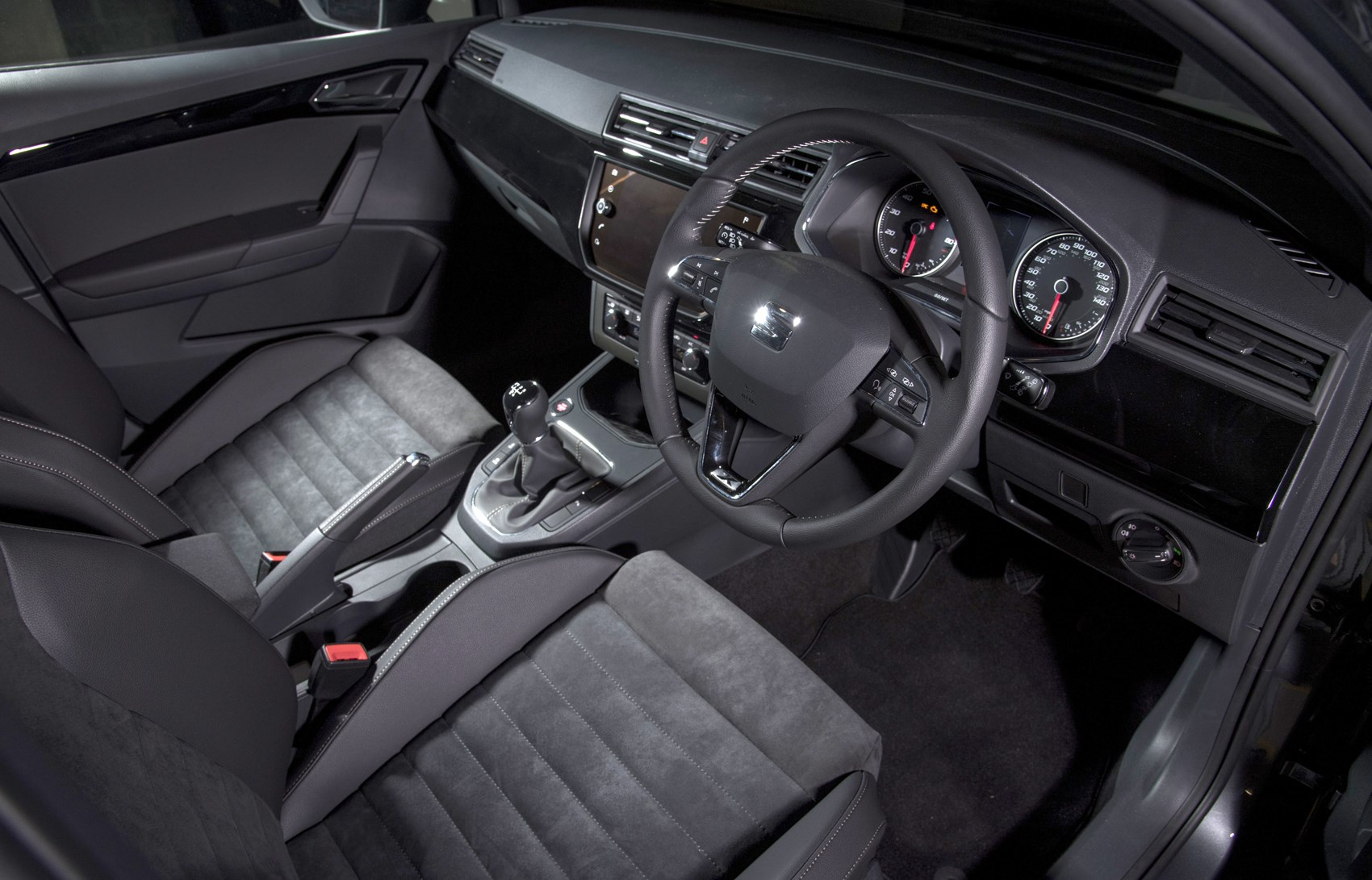 seat ibiza review driving parkers. Black Bedroom Furniture Sets. Home Design Ideas