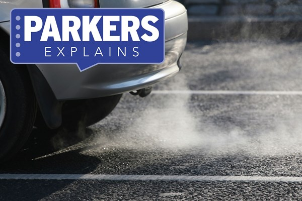 What Are Co2 Emissions Parkers