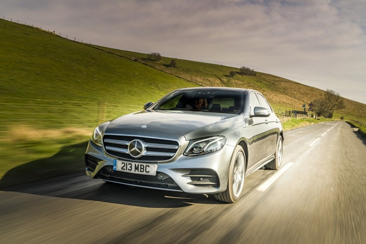 2020 Mercedes-Benz E 300 de