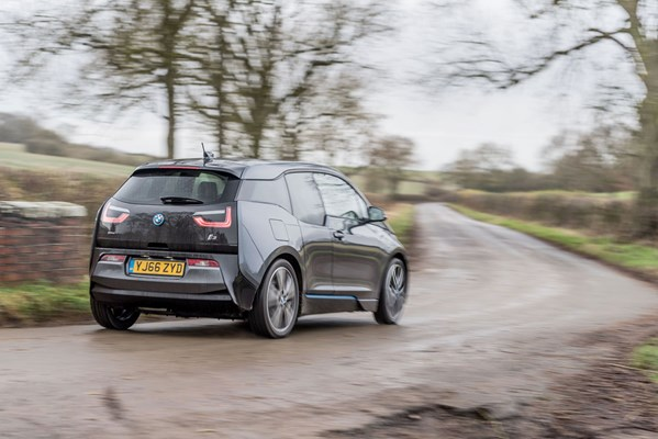 BMW i3: available with £1,700 discounts in new incentive scheme
