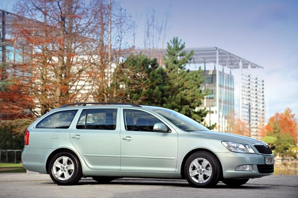 Skoda Octavia Estate - best commuter car for £2,000