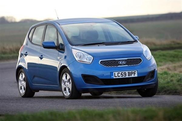Twin test: Kia Venga vs Vauxhall Meriva