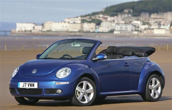 Twin test: MINI Convertible vs VW Beetle Convertible