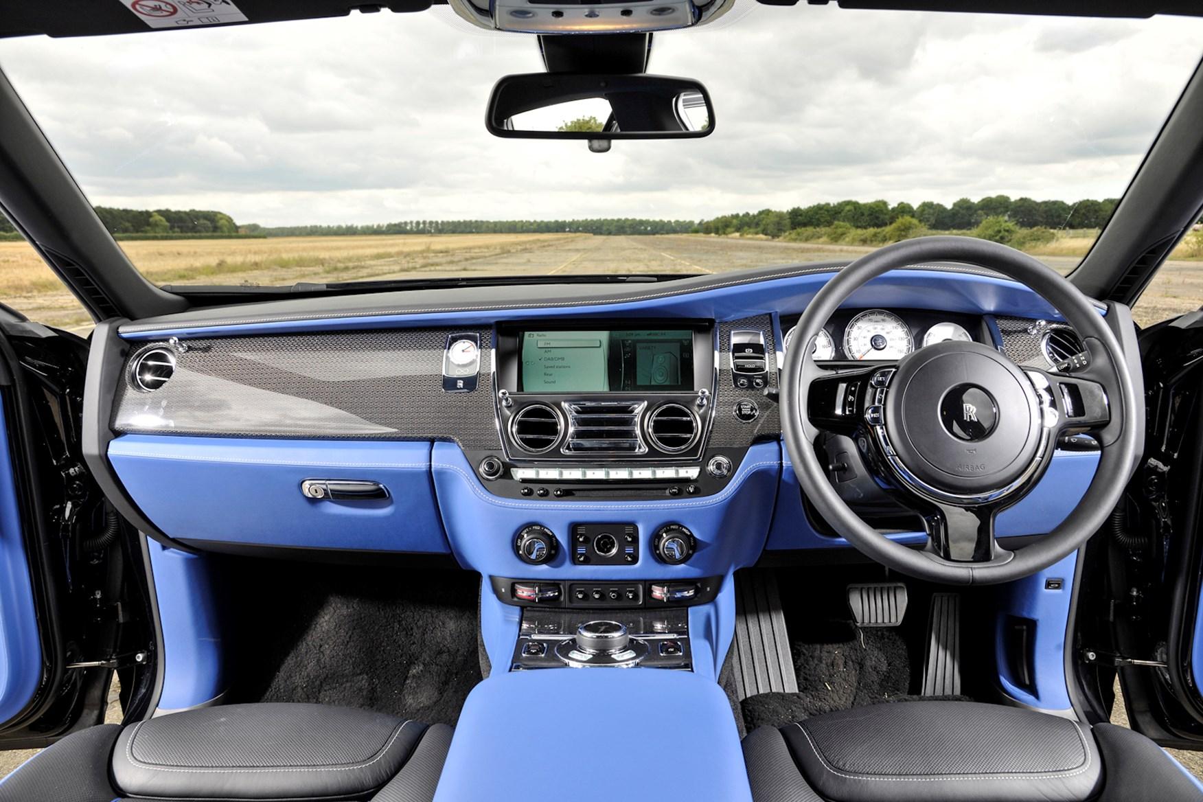 Twin test: Bentley Flying Spur vs Rolls-Royce Ghost | Parkers
