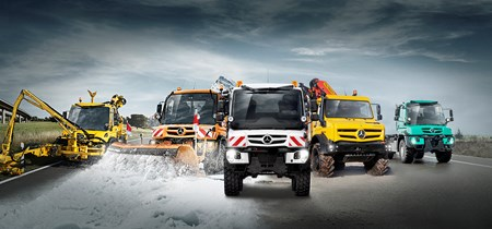 Mercedes-Benz Unimog: review, specs and details | Parkers