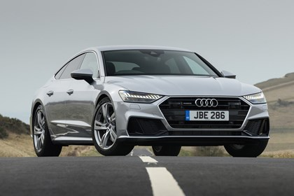 Audi A Specs Dimensions Facts Figures Parkers - Audi a7 mpg