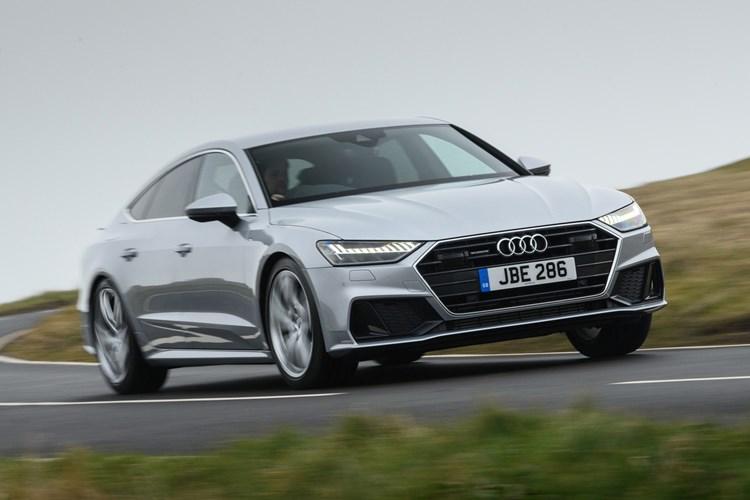 Audi A7 Sportback dynamic