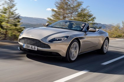Aston Martin Used Prices Secondhand Aston Martin Prices Parkers