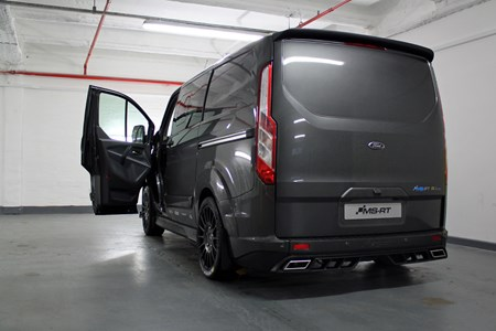 b08fab16dd Ford Transit Custom MS-RT R-Spec review – a 208hp van with the ...