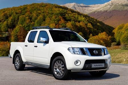 267aaa134b Nissan Navara in top five vans and pickups for MoT pass