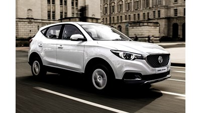 MG ZS SUV Exclusive 1.5 DOHC VTI-tech 5d