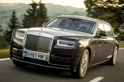 Rolls Royce Phantom Saloon 2017 Onwards Used Prices
