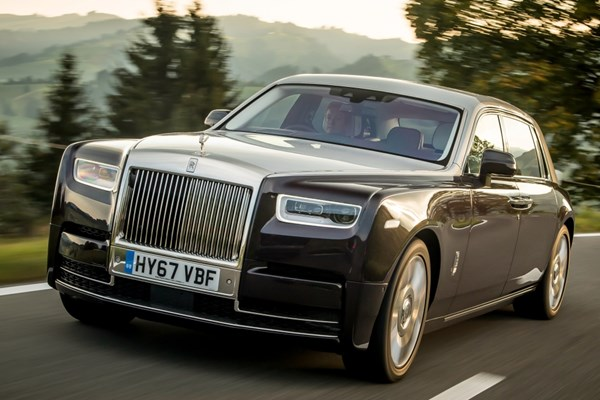 Rolls-Royce Phantom Saloon (17 on) - rated 4.4 out of 5