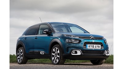Citroen C4 Cactus Hatchback Feel PureTech 110 S&S (06/2018 on) 5d