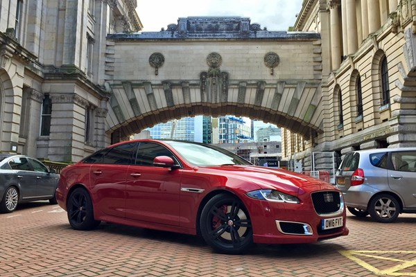 Superieur Is The Jaguar XJR The Perfect Wedding Car? | Parkers