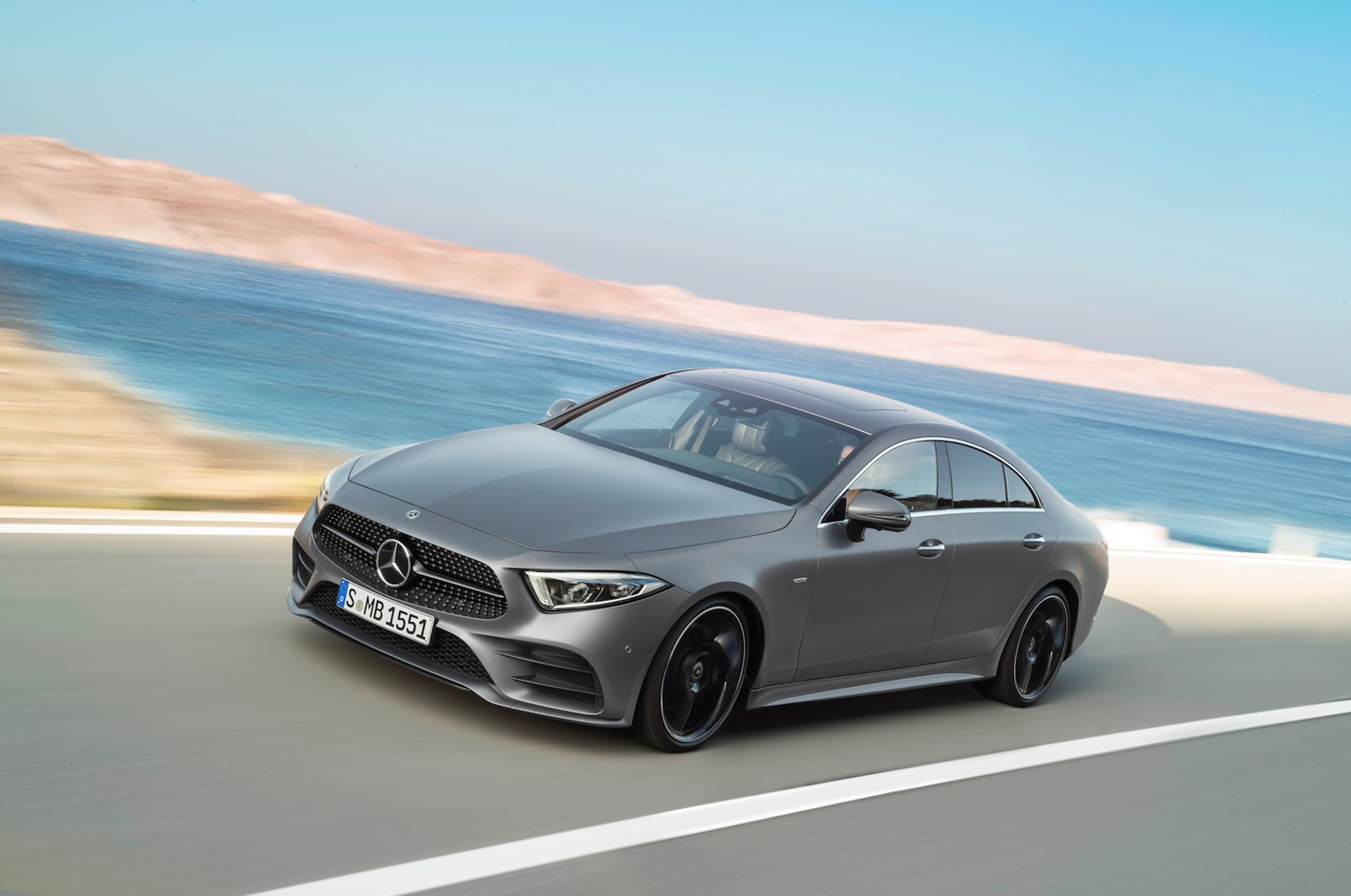 Mercedes cls 2018 review parkers for Mercedes benz cl coupe