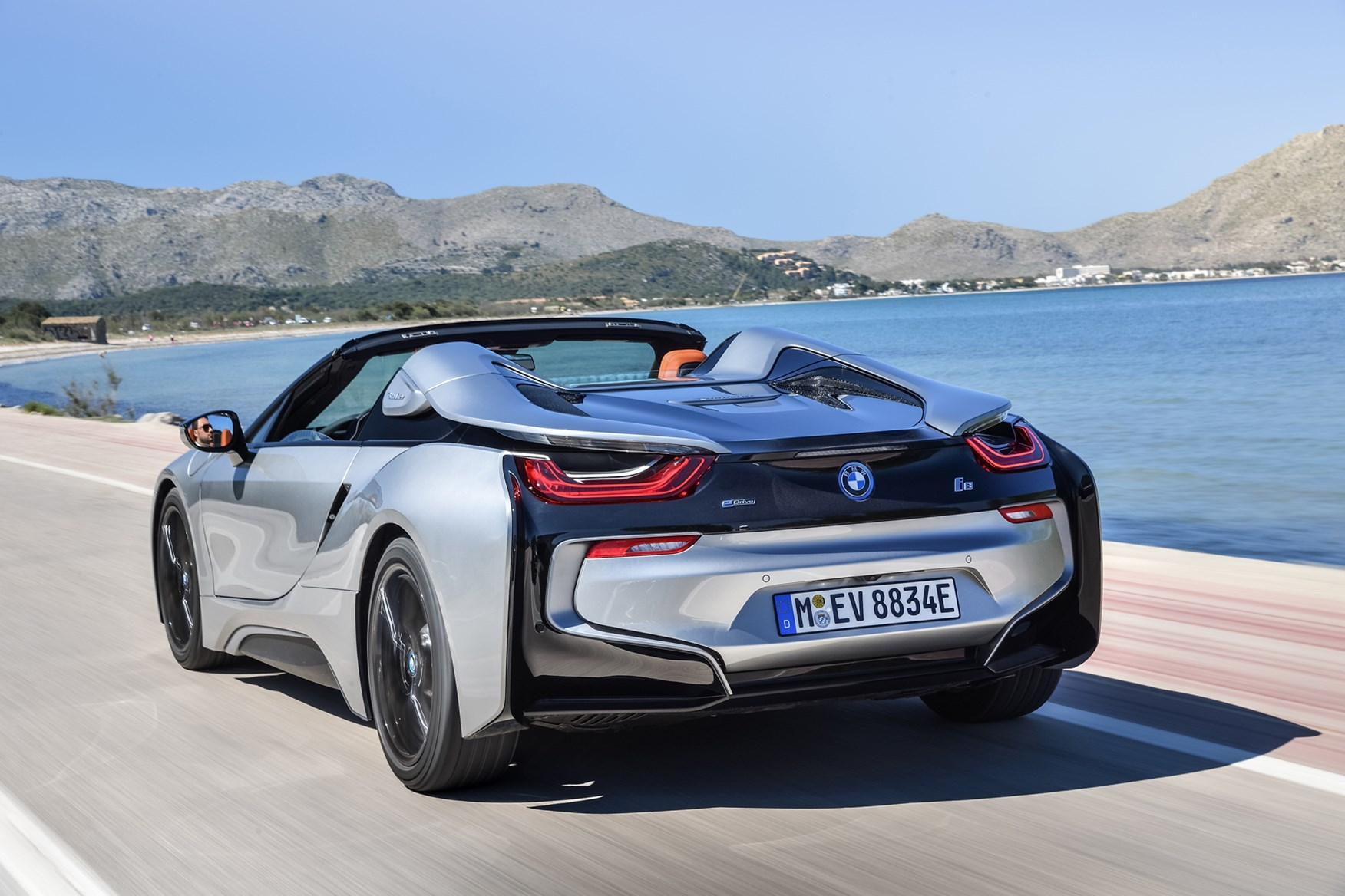 Bmw I8 Roadster Review Driving Parkers