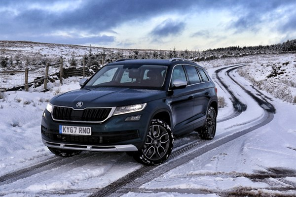 Driving in the snow: top tips to stay safe in winter