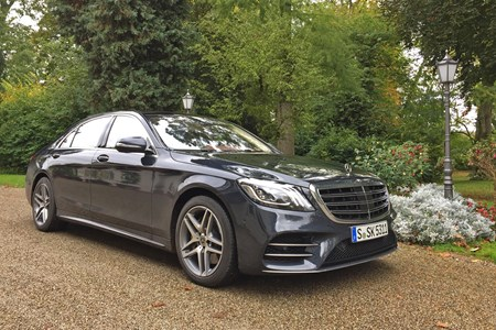 Mercedes-Benz S 350 d: long-term review | Parkers