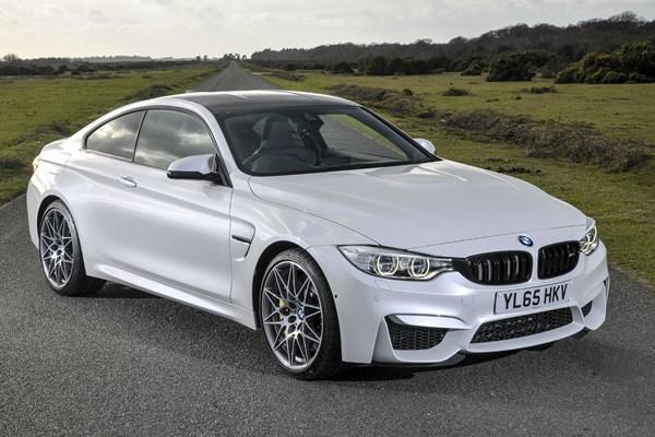 BMW M4 PCP finance