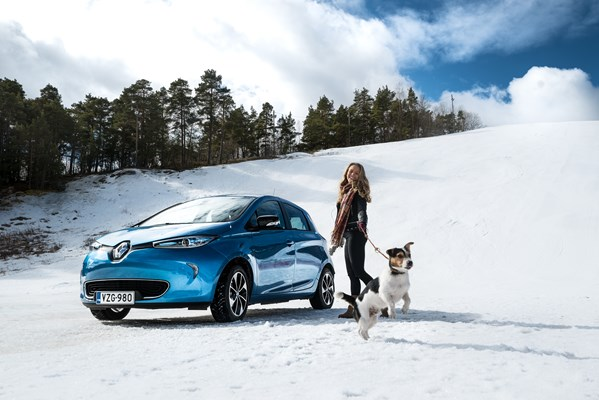 Renault Zoe drops to less than £9,000