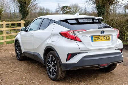 Toyota C-HR long-term test review | Parkers