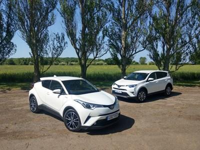 Toyota C Hr Long Term Test Review Parkers