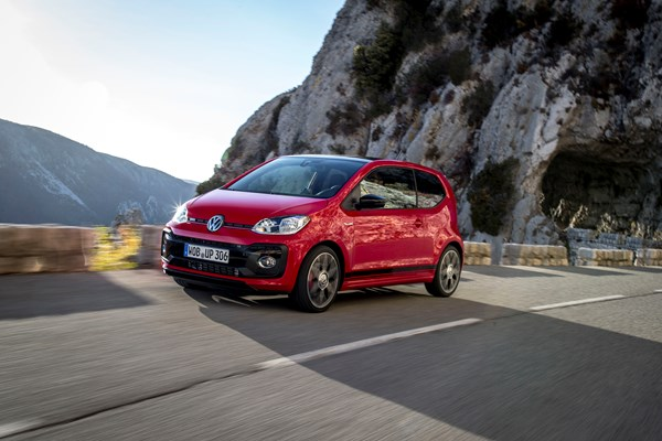 VW Up GTI review | Parkers