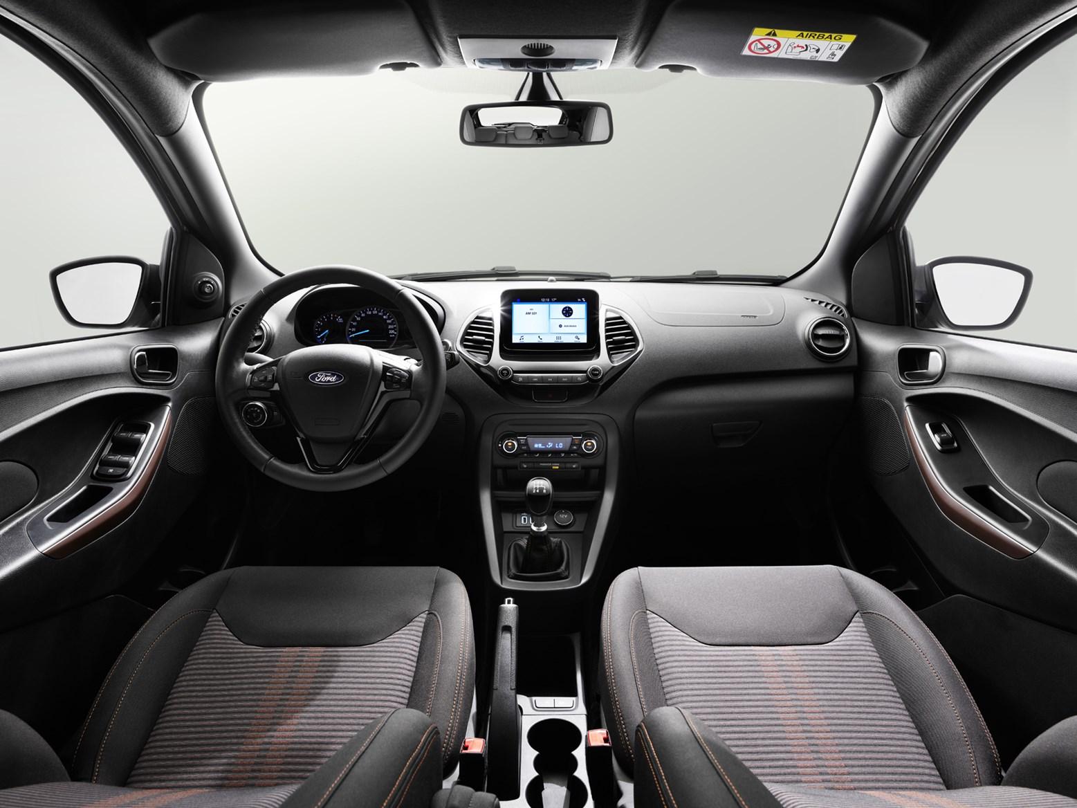 Ford Ka Plus Active Interior Detail
