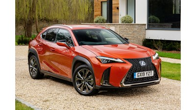 Lexus UX SUV 250h (Premium Pack and Tech & Safety Pack) auto 5d
