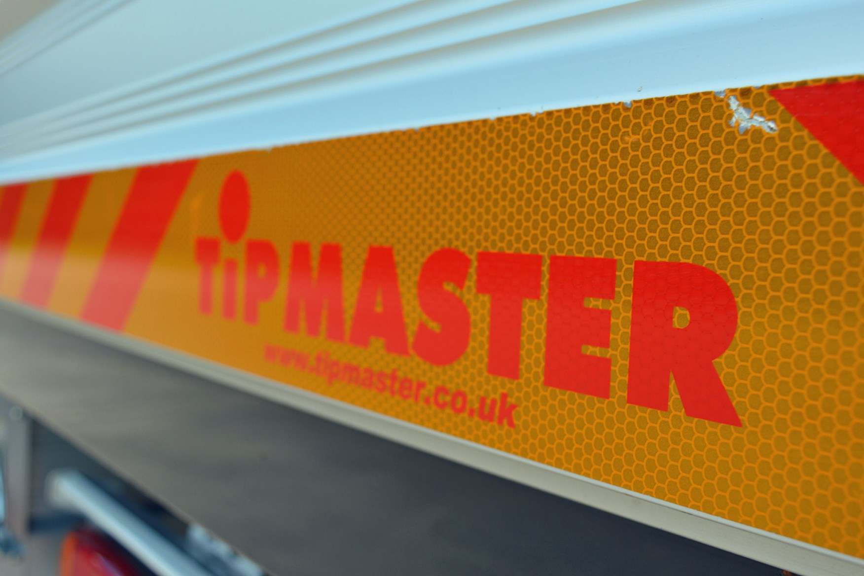 Citroen Relay 2.2 HDi Tipper review - Tipmaster logo