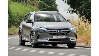Hyundai Nexo SUV Premium SE Fuel Cell 120PS auto 5d