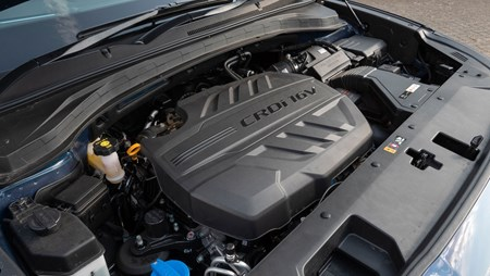 Hyundai Santa Fe (2019) Engines, Drive & Performance | Parkers