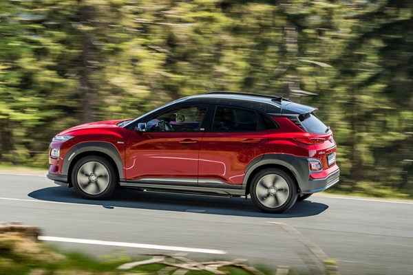 Hyundai Kona Electric priced very competitively