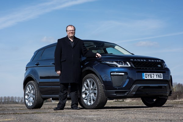 Range Rover Evoque long term review
